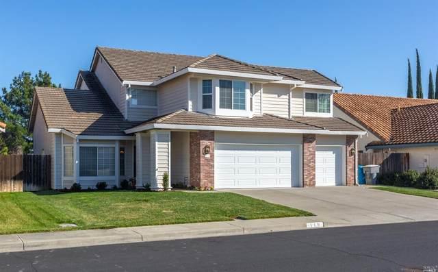119 Silver Eagle Way, Vacaville, CA 95688 (#22002800) :: Rapisarda Real Estate