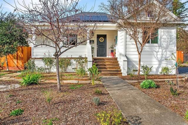 236 E 3rd Street, Cloverdale, CA 95425 (#22002841) :: RE/MAX GOLD