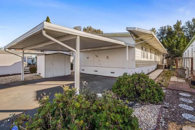 85 Walnut Circle, Rohnert Park, CA 94928 (#22002878) :: Team O'Brien Real Estate