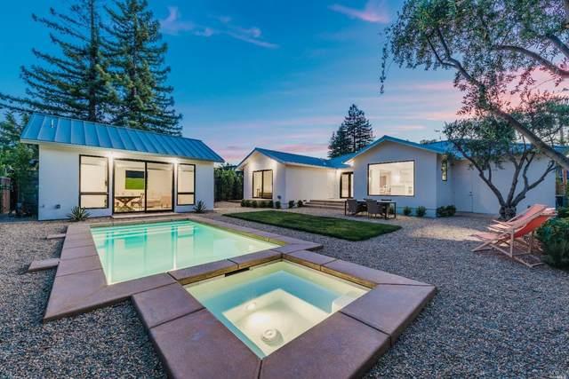 1317 Andrea Avenue, St. Helena, CA 94574 (#22002892) :: Hiraeth Homes
