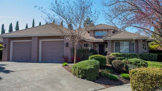 154 Silverado Springs Drive, Napa, CA 94558 (#22002897) :: Hiraeth Homes