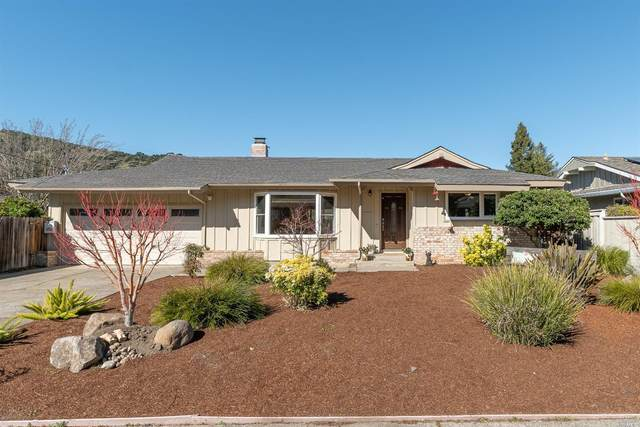 296 Elvia Court, San Rafael, CA 94903 (#22002952) :: Hiraeth Homes