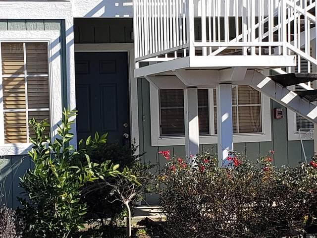 1501 La Esplanada Place #313, Santa Rosa, CA 95404 (#22002957) :: Lisa Perotti   Zephyr Real Estate