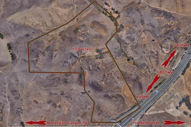 0 American Canyon Road, Vallejo, CA 94590 (#22003012) :: Rapisarda Real Estate