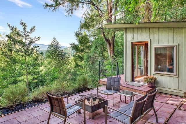 18237 Old Cazadero Road, Guerneville, CA 95446 (#22003054) :: Lisa Perotti | Zephyr Real Estate