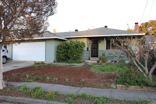 442 Lucas Circle, Santa Rosa, CA 95401 (#22003124) :: W Real Estate | Luxury Team