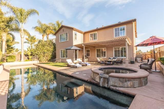 34 Joshua Court, Napa, CA 94558 (#22003137) :: Rapisarda Real Estate