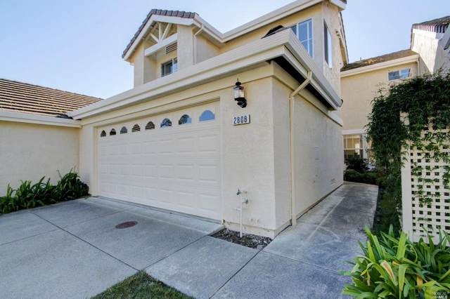 2808 Calle De Cordoba, Fairfield, CA 94534 (#22003139) :: Rapisarda Real Estate