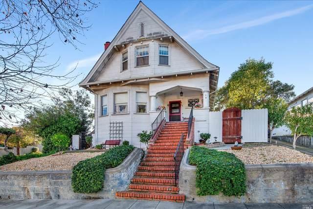 601 Keller Street, Petaluma, CA 94952 (#22003141) :: Hiraeth Homes