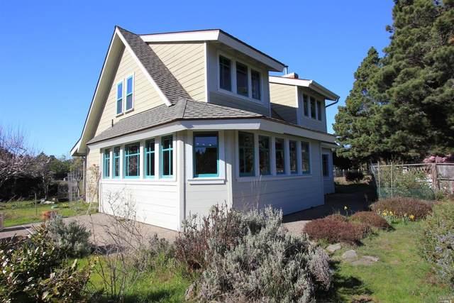 33301 Pacific Way, Fort Bragg, CA 95437 (#22003168) :: Rapisarda Real Estate