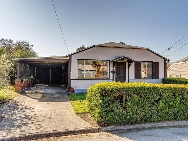 22 Alta Loma Street, Benicia, CA 94510 (#22003174) :: Rapisarda Real Estate