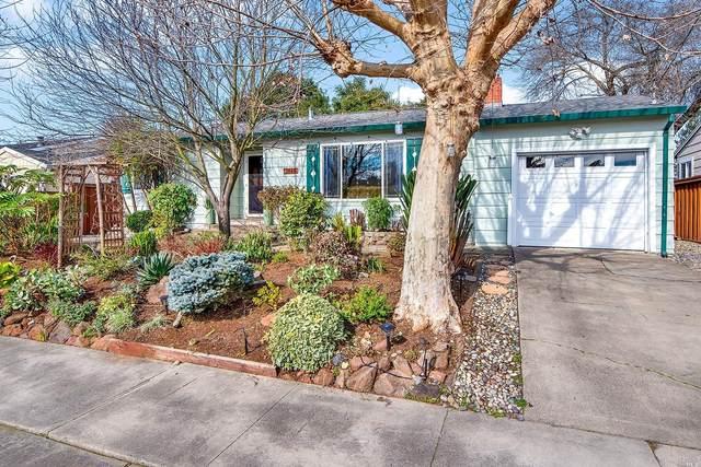 649 Southwood Drive, Santa Rosa, CA 95407 (#22003183) :: Rapisarda Real Estate