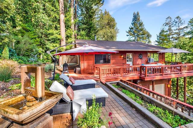 15770 Morningside Drive, Guerneville, CA 95446 (#22003210) :: RE/MAX GOLD