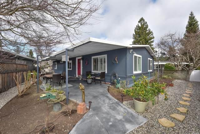 19 San Lucas Court, St. Helena, CA 94574 (#22003223) :: Rapisarda Real Estate