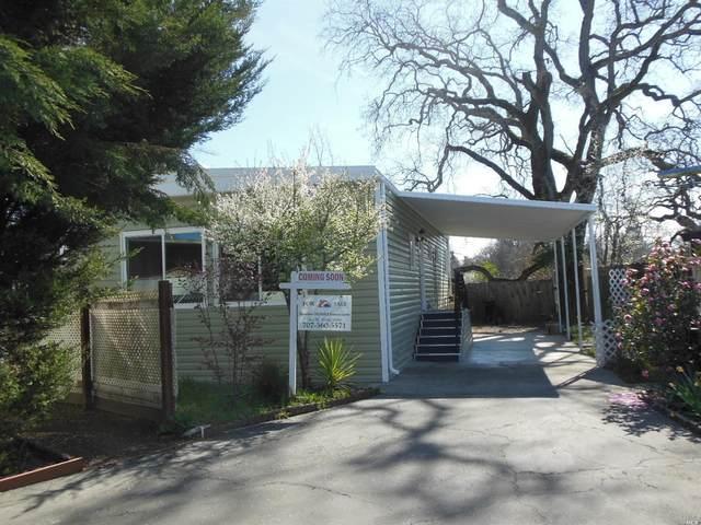 262 Colonial Park Drive, Santa Rosa, CA 95403 (#22003227) :: Rapisarda Real Estate