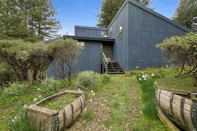 9003 Signal Ridge Road, Philo, CA 95466 (#22003250) :: W Real Estate | Luxury Team