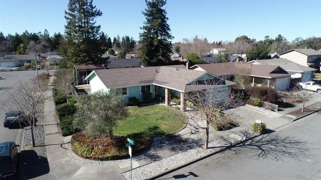 501 Heavy Court, Santa Rosa, CA 95401 (#22003286) :: W Real Estate | Luxury Team