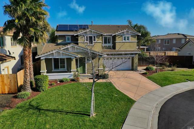 748 Cannon Station Court, Vacaville, CA 95688 (#22003290) :: Intero Real Estate Services