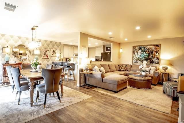 442 Las Casitas Court C, Santa Rosa, CA 95403 (#22003367) :: Rapisarda Real Estate