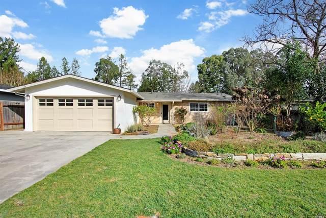 15349 Marty Drive, Glen Ellen, CA 95442 (#22003376) :: RE/MAX GOLD