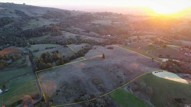 5291 Sonoma Mountain Road, Santa Rosa, CA 95404 (#22003383) :: Rapisarda Real Estate