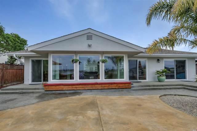 1037 Bel Marin Keys, Novato, CA 94949 (#22003451) :: Kendrick Realty Inc - Bay Area
