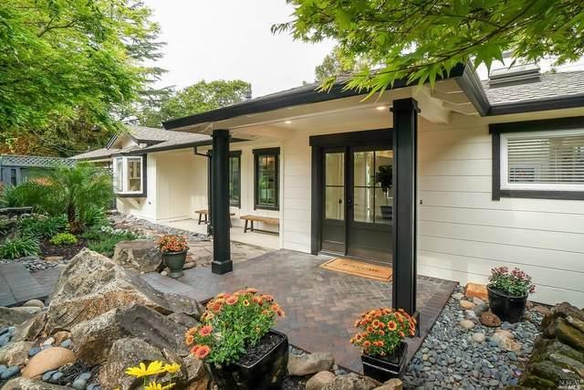 196 Bret Harte Road, San Rafael, CA 94901 (#22003455) :: Lisa Perotti | Zephyr Real Estate