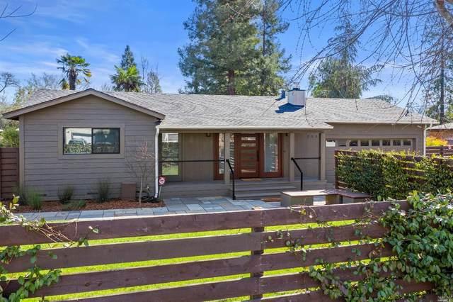 298 Cypress Avenue, Kenwood, CA 95452 (#22003481) :: RE/MAX GOLD