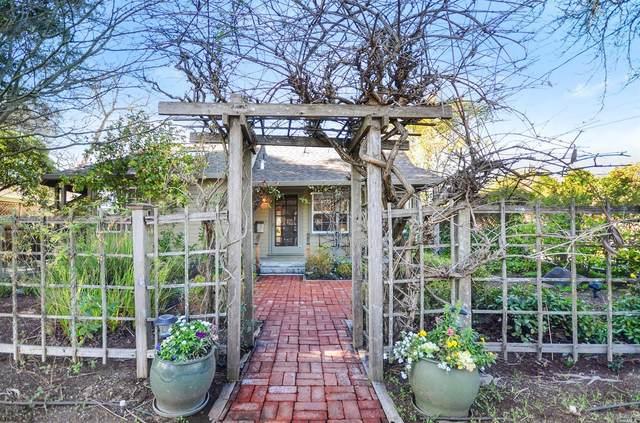 859 Austin Avenue, Sonoma, CA 95476 (#22003498) :: Intero Real Estate Services