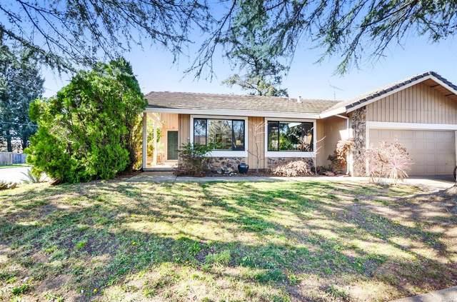 1393 Larkin Drive, Sonoma, CA 95476 (#22003567) :: Rapisarda Real Estate
