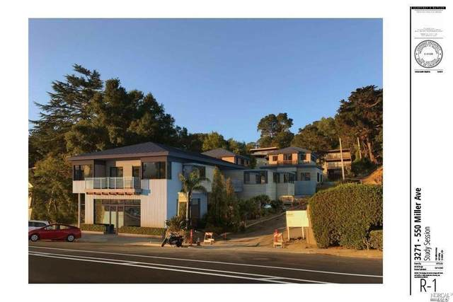 550 Miller Avenue, Mill Valley, CA 94941 (#22003583) :: Kendrick Realty Inc - Bay Area