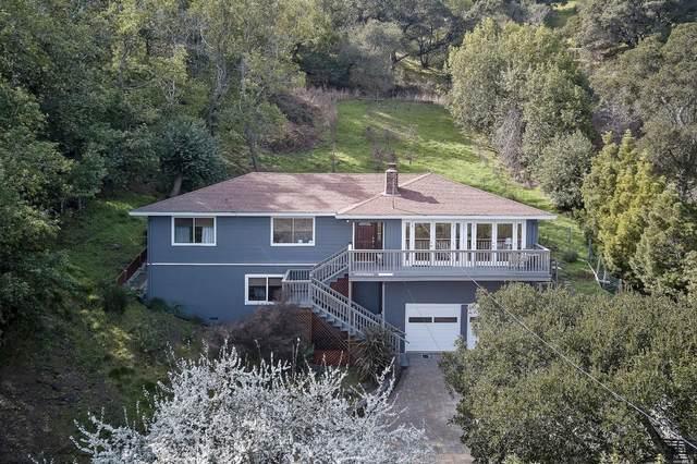 92 Oak Springs Drive, San Anselmo, CA 94960 (#22003584) :: Rapisarda Real Estate