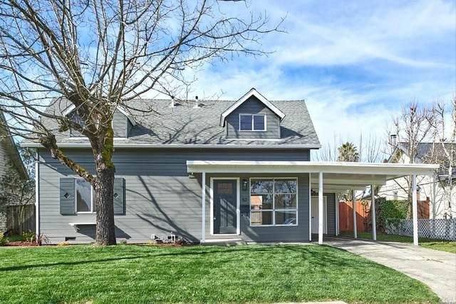 57 Alta Drive, Petaluma, CA 94954 (#22003596) :: Hiraeth Homes