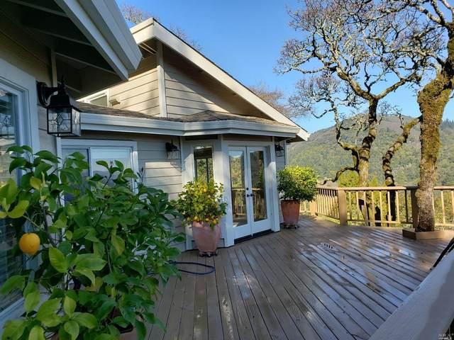 792 Bolinas Road, Fairfax, CA 94930 (#22003607) :: Team O'Brien Real Estate