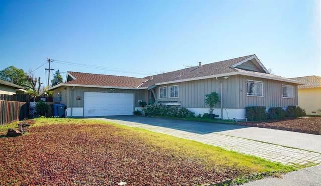 84 Marshall Way, Vallejo, CA 94589 (#22003640) :: Rapisarda Real Estate