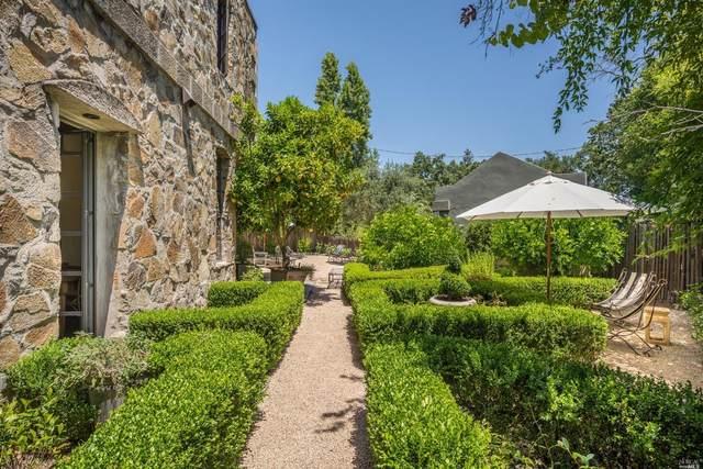 1706 Spring Street, St. Helena, CA 94574 (#22003645) :: Hiraeth Homes