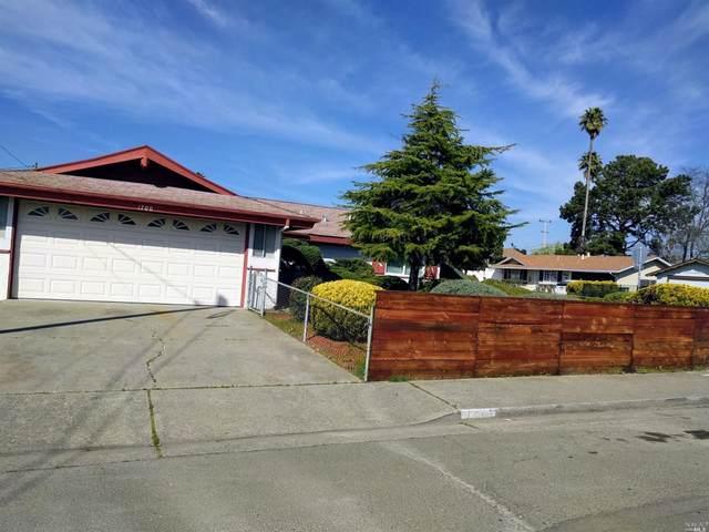 1700 Mini Drive, Vallejo, CA 94589 (#22003678) :: Rapisarda Real Estate