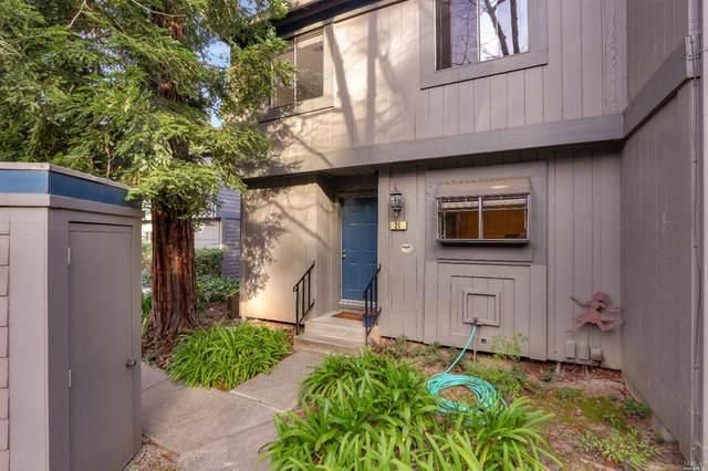 21 Wintergreen Court, Novato, CA 94945 (#22003691) :: Kendrick Realty Inc - Bay Area