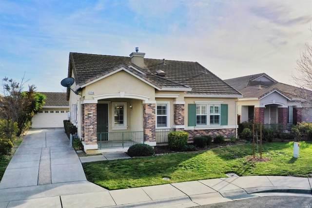 1718 Altus Lane, Suisun City, CA 94585 (#22003788) :: Kendrick Realty Inc - Bay Area