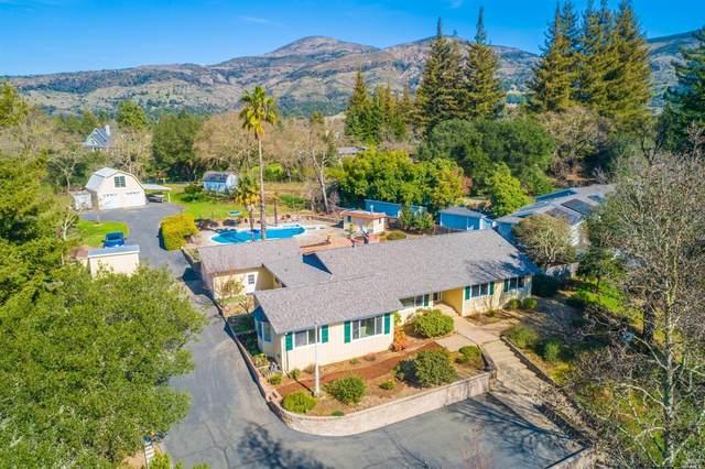 3560 Hagen Road, Napa, CA 94558 (#22003793) :: Hiraeth Homes