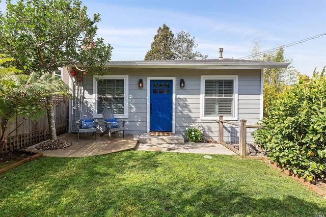 247 Sausalito Street, Corte Madera, CA 94925 (#22003796) :: Hiraeth Homes