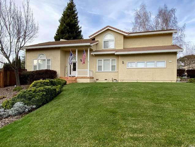 1 Tuscany Court, Napa, CA 94558 (#22003873) :: Hiraeth Homes