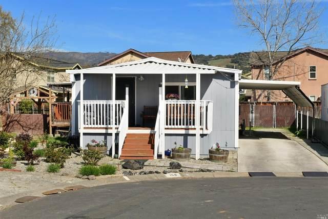 156 Vista Drive, Sonoma, CA 95476 (#22003875) :: Rapisarda Real Estate