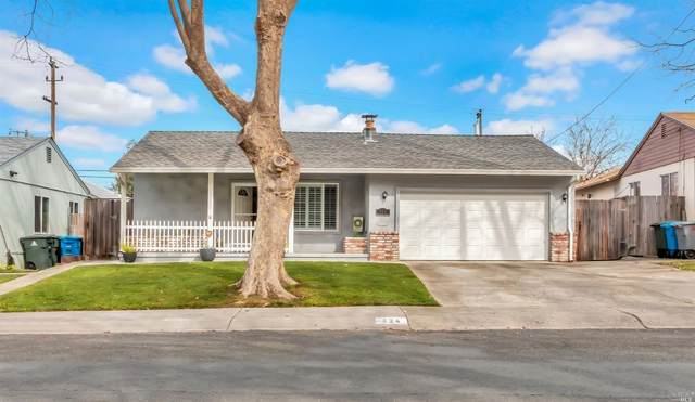 324 Cottonwood Drive, Vallejo, CA 94591 (#22003881) :: RE/MAX GOLD