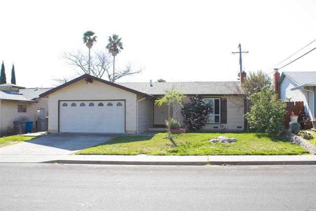 107 Manzanita Drive, Vacaville, CA 95688 (#22003901) :: Rapisarda Real Estate