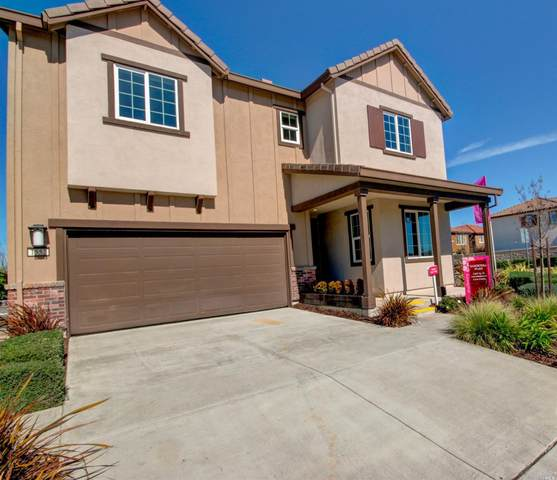 1548 Keats Place, Rohnert Park, CA 94928 (#22003908) :: RE/MAX GOLD