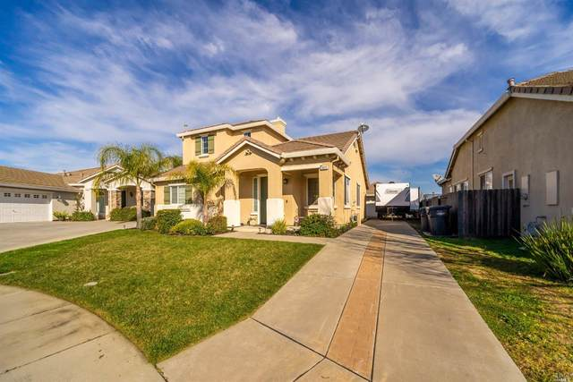 1625 Youngstown Lane, Suisun City, CA 94585 (#22003911) :: Kendrick Realty Inc - Bay Area