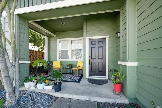5 Skipping Rock Way, Napa, CA 94558 (#22003958) :: Rapisarda Real Estate