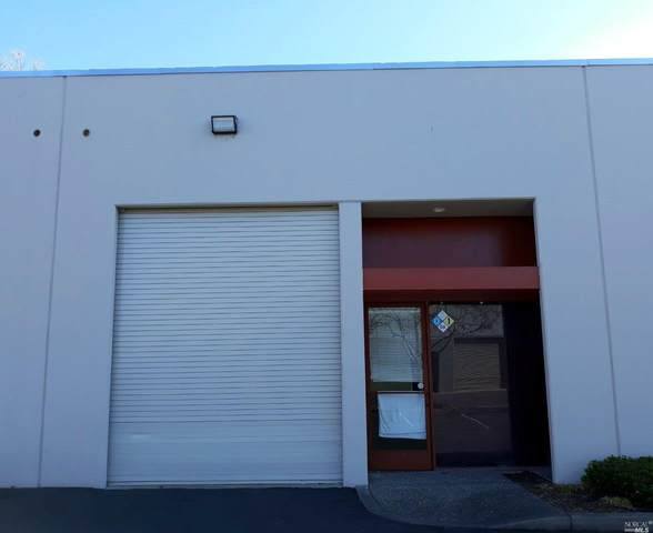 1820 Empire Industrial Court #28, Santa Rosa, CA 95403 (#22004009) :: Rapisarda Real Estate