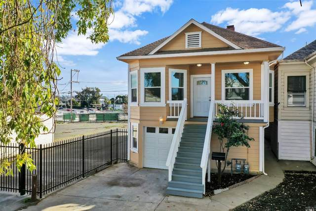 329 Pennsylvania Street, Vallejo, CA 94590 (#22004016) :: Rapisarda Real Estate